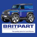 Britpart Landrover Parts Supplier