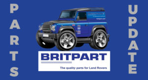 Britpart Landrover Parts Supplier